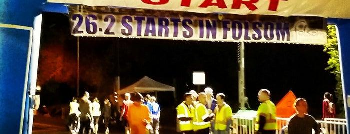 California International Marathon Start Line is one of Establishments to Frequent.