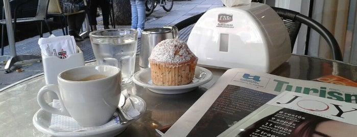 Palermo - Heladería & Café is one of Lugares que visité.