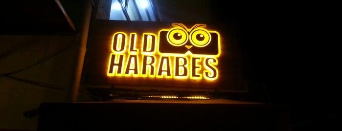 Old Harabes is one of Eskişehir.