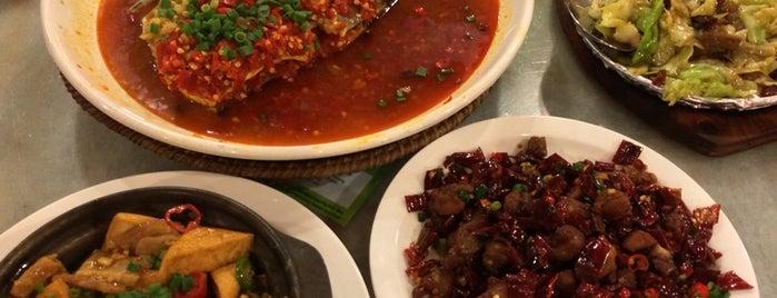 De Hunan Restauran (湖南湘菜馆) is one of Puchong.