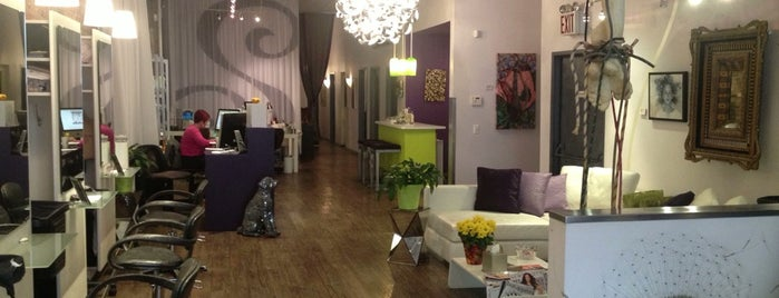 Senses New York Salon & Spa is one of Best NYC Beauty Shopping.