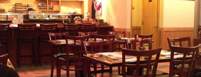 JC Sakura Restaurant is one of Jersey City Sushi Crawl.