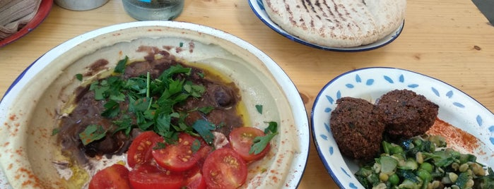 Mashery - Hummus Kitchen is one of Köln.
