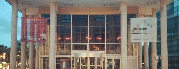 Openbare Bibliotheek Zuid is one of Student van UGent.