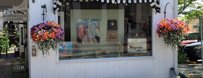 Bowersock Gallery is one of Provincetown.