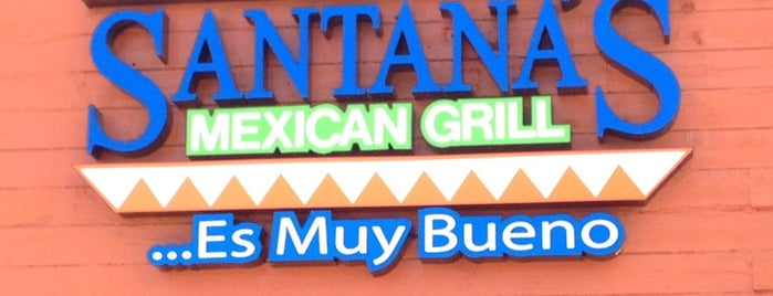 Santana's Mexican Food is one of FOOD.