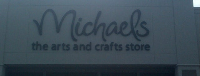 Michaels is one of Kitchener.