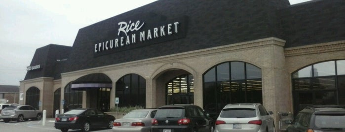 Rice Epicurean Market is one of Stores to find Little Soya in Houston!.