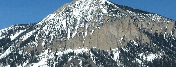 Crested Butte Mountain Resort is one of Colorado Ski Areas.