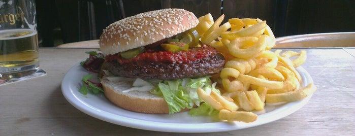 Ankerklause is one of Burger in Berlin.