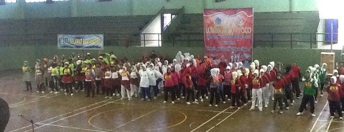 GOR Sasana Adhi Karsa Brebes is one of Kota Brebes (Decorate of Java) #4sqCities.