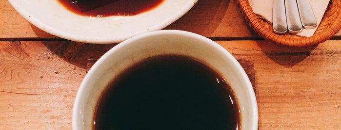 Amenohi Coffee is one of 먹고 죽으면 때깔도 곱다지.