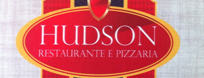 Hudson Restaurante e Pizzaria is one of The Best Food.
