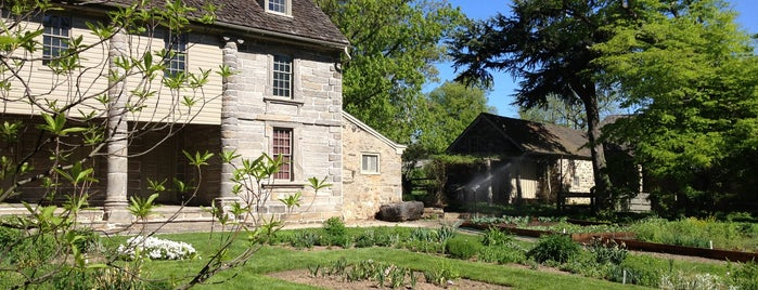 Bartram's Garden is one of Philadelphia To-Do.