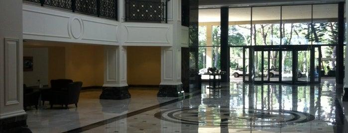 Bellis Deluxe Hotel is one of Turkiye Hotels.