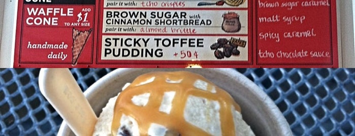Smitten Ice Cream is one of Ice Cream South Bay.