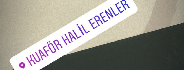 HALILERENLER is one of Mekanlar.