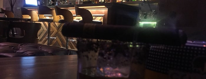 Cigar Point is one of Cigar Bar CDMX.