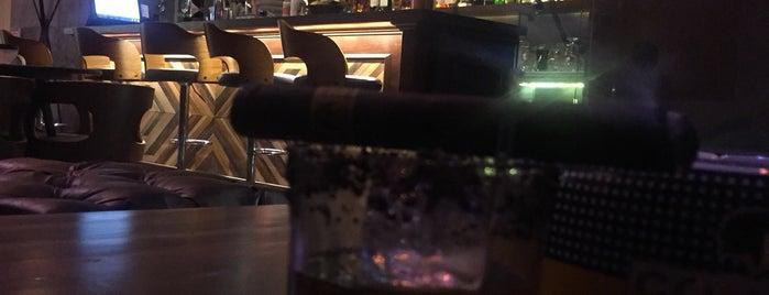 Cigar Bar CDMX