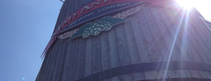 Mad Anthony Brewing Company is one of Brewery Bucket List.