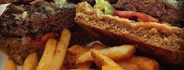 Blu Burger Grille is one of Burgerholic.
