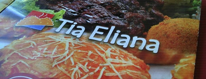 Lanchonete Tia Eliana is one of beta ;-;.