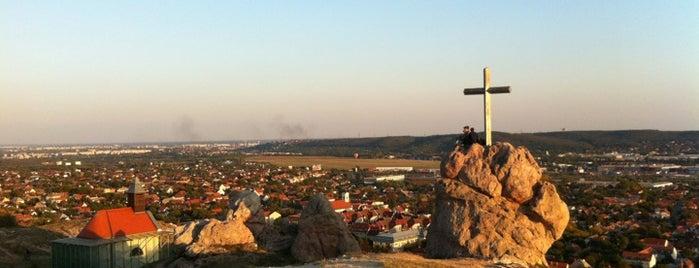 Kőhegy is one of Budai hegység/Pilis.