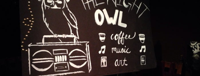 The Night Owl is one of Anaheim.