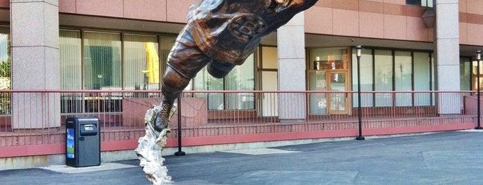Bobby Orr Statue @ TD Garden is one of Boston.