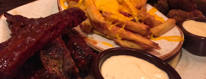 Outback Steakhouse is one of Restaurantes no centro (ou quase).