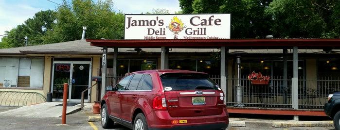 Jamo's Cafe is one of Alabama.
