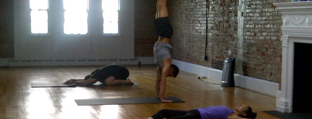 Epic Yoga DC is one of D.C. Places to Go and Things to Do.