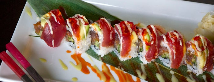 Kaiyo Grill & Sushi is one of My Sunshine State <3.