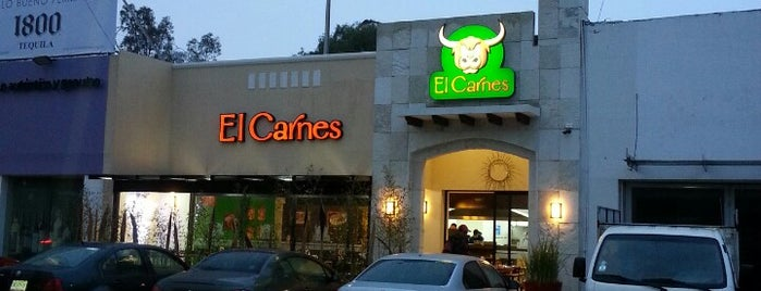 El Carnés is one of a probar.
