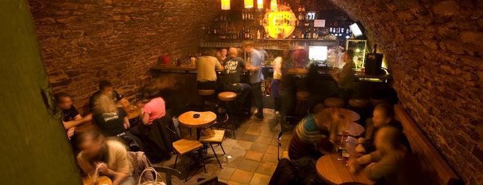 Vinárna U Sudu is one of prazsky bary / bars in prague.