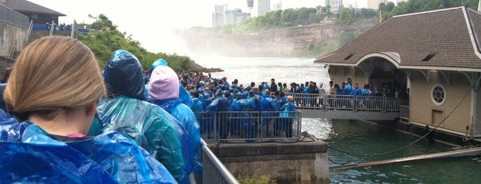 Maid Of The Mist Ticket Booths is one of Niagara Falls Trip.