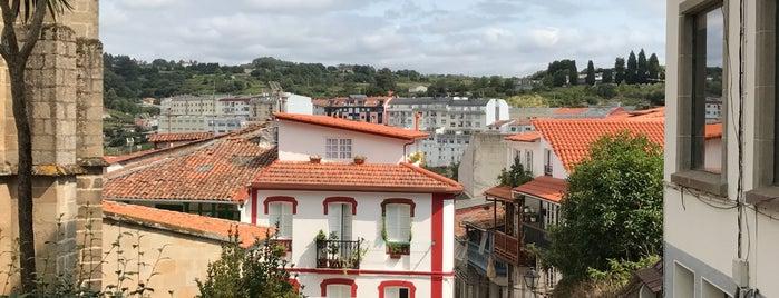 Betanzos is one of Concellos da Provincia da Coruña.