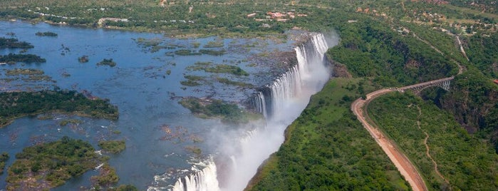 Victoria Falls is one of Bucket List ☺.