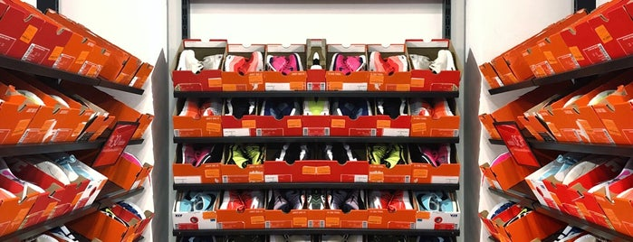 Nike Factory Store is one of Istanbul.