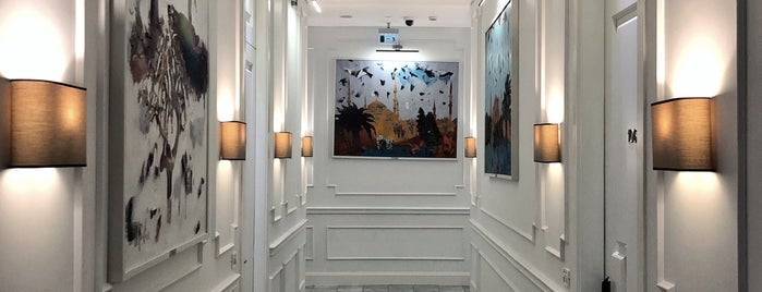 Régie Ottoman Istanbul is one of İSTANBUL OTELLER 🏩.