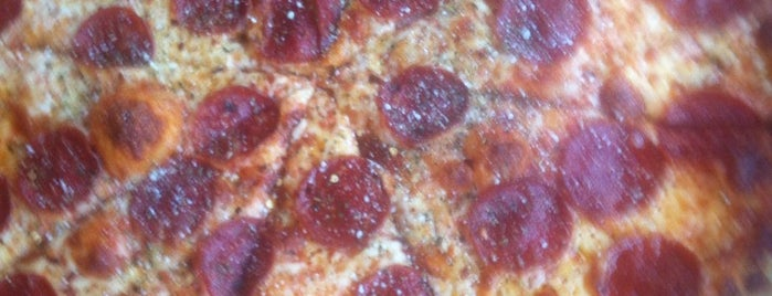Mario's NY Style Pizzeria is one of day.
