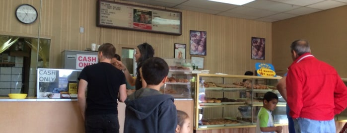 Ronald's Donuts is one of Memorable Eats.