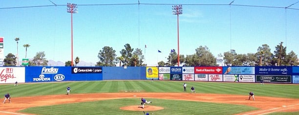 Cashman Field is one of Sporting Venues~Part 2....
