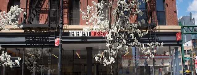 Tenement Museum is one of LES History Month Specials for Foursquare Users.