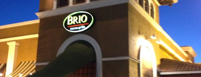Brio Tuscan Grille is one of Florida Favorite *Eats & Treats*.