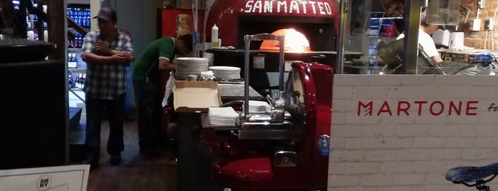 San Matteo Pizzeria e Cucina is one of NYC Manhattan East 65th St+.