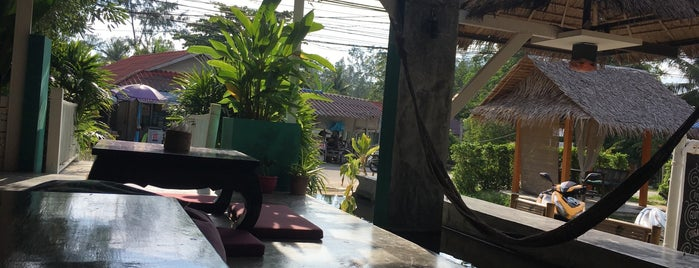 Karma Kafe is one of Ko Phangan.