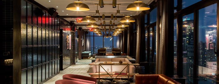 The Skylark is one of USA NYC MAN Midtown West.