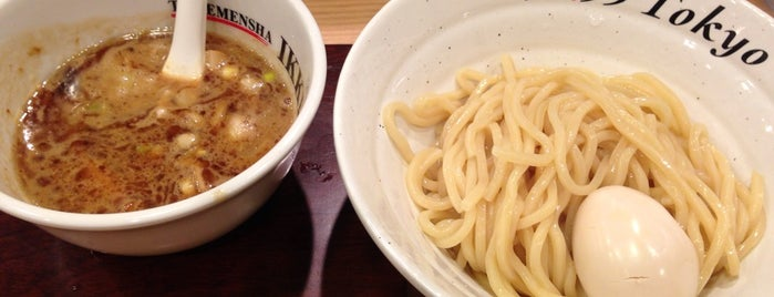つけ麺舎 一輝 Anjo is one of ラーメン.