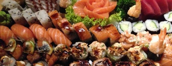 Iroha Sushi is one of Loose.